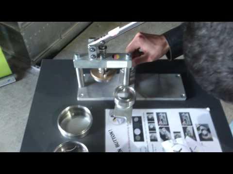 Пресс для изготовления значков (часть 1)