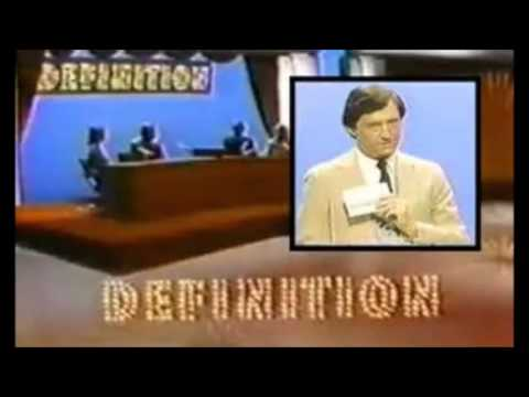 Definition (Gameshow Theme music)