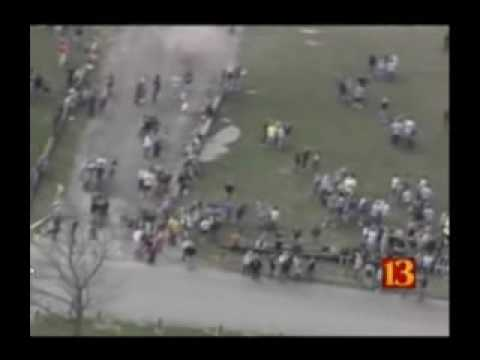 Lebanon High School Chlorine Chemical Spill (LIVE)