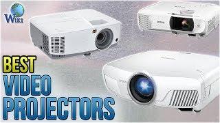 10 Best Video Projectors 2018