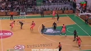 Euroleague 2009-2010 Week 5 Montepaschi Siena - Barcelona Part 10