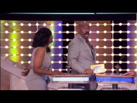 Family Feud 11/29/12: The Browns Know Pork