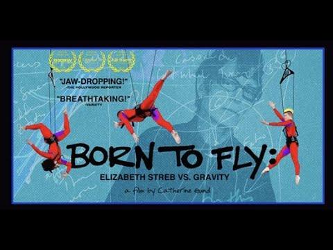 BORN TO FLY: Elizabeth Streb vs. Gravity [Official Trailer]