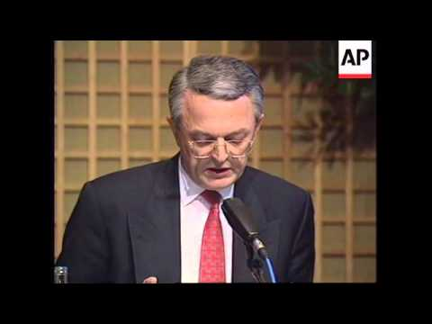 FRANCE: PARIS: G7 FINANCE MINISTERS MEETING UPDATE