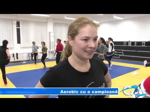 Aerobic Cu O Campioana video