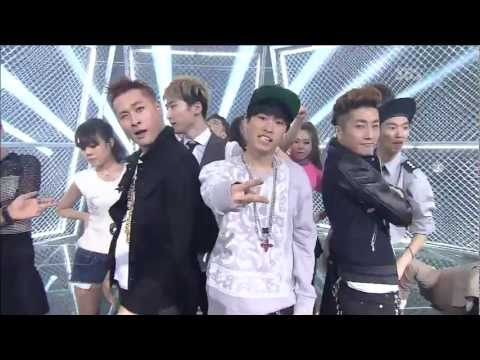 EPIK HIGH_1021_SBS Inkigayo_DON'T HATE ME