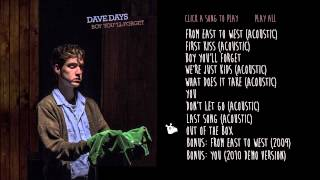 Watch Dave Days Out Of The Box video