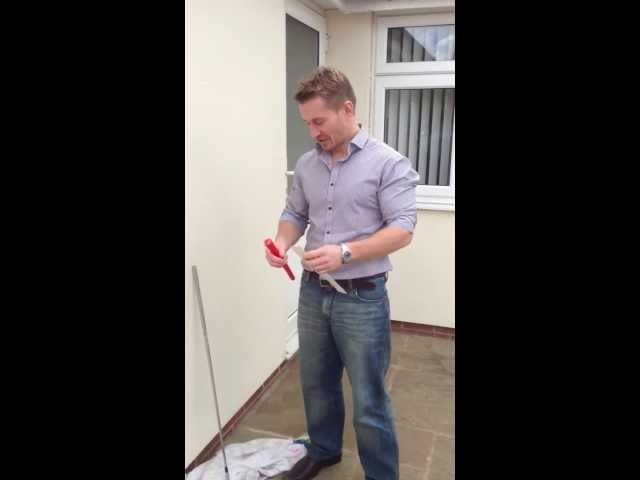 1 min Regrip - How to regrip a golf club rapidly