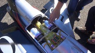 R/C TWIN-TURBINE Modell Jet PHANTOM F-4F Aircraft Technology 2017