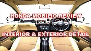 HONDA MOBILIO REVIEW – HONDA MOBILIO REVIEW EXTERIOR INTERIOR DETAIL