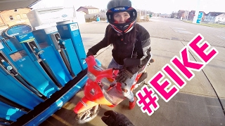 ROLLER TOUR MIT EIKE | HELLO KITTY ROLLER