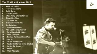 Best Atif Aslam Songs collection sad songs love so