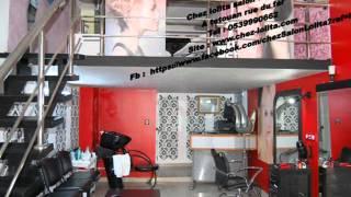 salon de coiffure (chez lolita à tetouan)