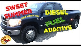 Sweeeet's SUPER Summer Diesel Fuel Concoction/Additive