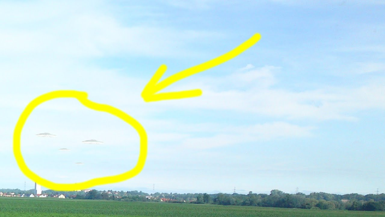 UFO Sightings 2015 Disc UFO's Spotted, UFO Sighting News