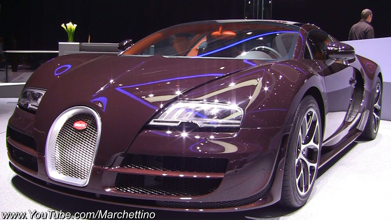 Bugatti Veyron Fire Abstract Car 2013 | El Tony