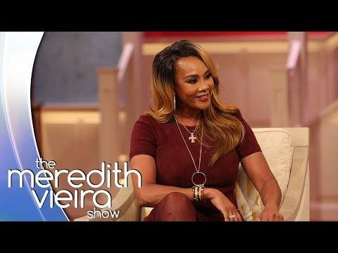 Vivica A. Fox Stands By Bill Cosby | The Meredith Vieira Show