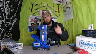 Safe Cracking Opening Locked Safes StrongArm™ Inc. Magnetic Drill Base Review In Depth