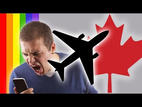 People Planning On Moving To Canada Because Of The Supreme Court Decision