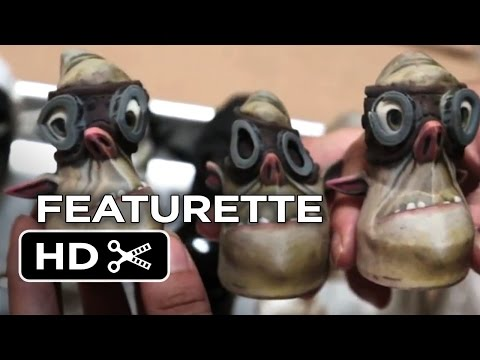 The Boxtrolls Featurette - In Theaters This Friday (2014) - Stop-Motion Animated Movie HD