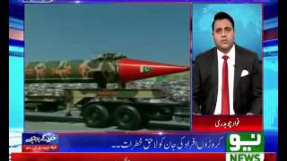 Pakistani Media - Scenario of PAKISTAN - INDIA Nuclear WAR