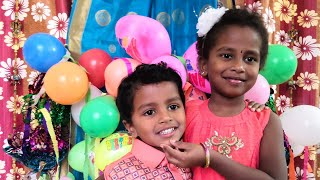 4th Happy Birthday Celebration Party Little Master Gajendraa L.K.G. - 25/12/2018 | YouTube Video