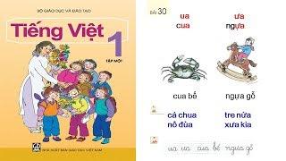 dạy bé học bảng chữ cái tiếng việt lớp 1| day be hoc bang chu cai tieng viet lop 1| Tập 1 Bài 30