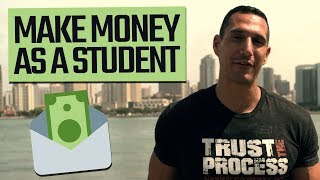 How To Make Money... While Studying? (As A Student)