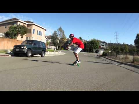 Longboarding: Raw Pear [HD]
