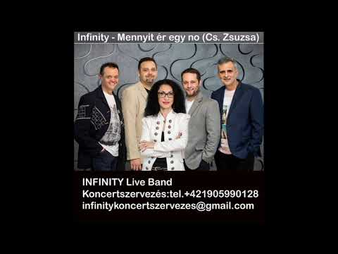 Infinity zenekar - Mennyit ér egy nő (Cserháti Zsuzsa)