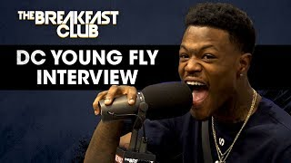 Download Lagu DC Young Fly On Bringing Back TRL, His Rise In Comedy, His Baby Daughter & More Gratis STAFABAND