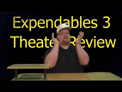 The Expendables 3 Theater Review