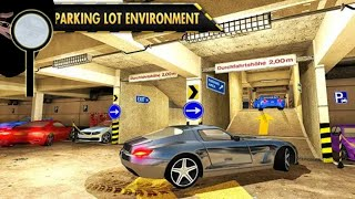Multi Storey Car Drive Shopping Mall Parking Game - Gameplay Trailer