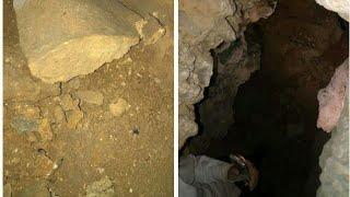 Phát hiện kho báu 1 tấn vàng trong hang đá ở Lương Sơn Hòa Bình.