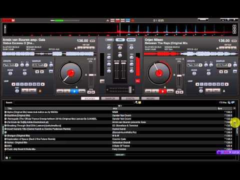 Virtual DJ Trance Session with DJ Arcadio (ep.1)