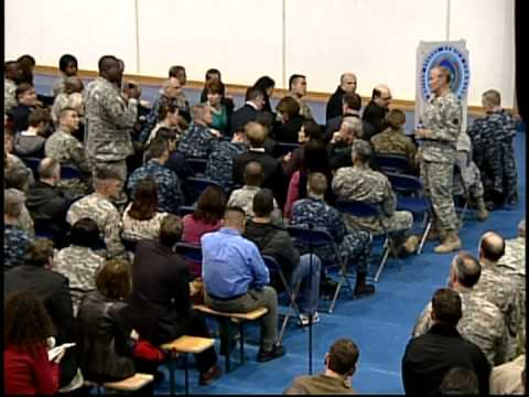 AFRICOM Town Hall with GEN Martin E. Dempsey