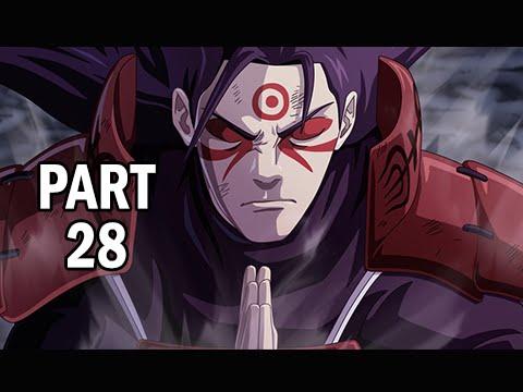 Naruto Shippuden: Ultimate Ninja Storm Revolution Walkthrough Part 28 Harashima: First Hokage