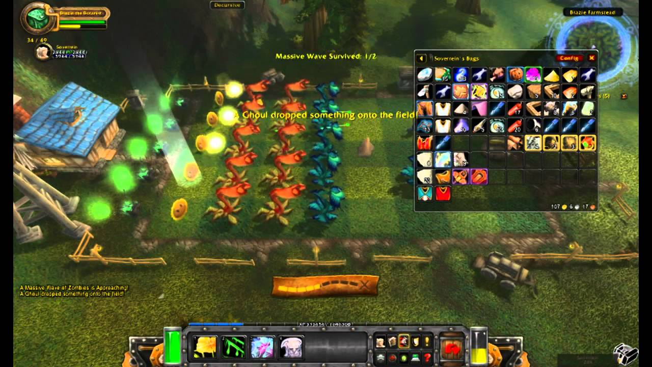 Zombie : Death Knight : World of Warcraft AddOns