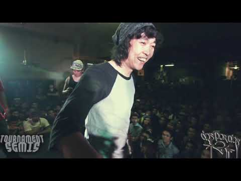 Fliptop - Crazymix basilyo Vs Tipsy D third D  Dos Por Dos 2 video
