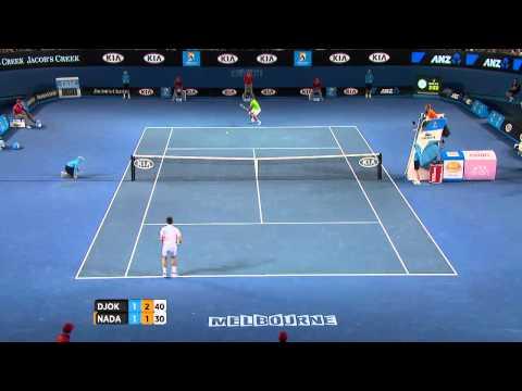 The Greatest Final Ever!   Australian Open 2012