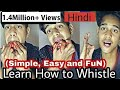 How To Whistle In Hindi One Hand Two Handed mp3