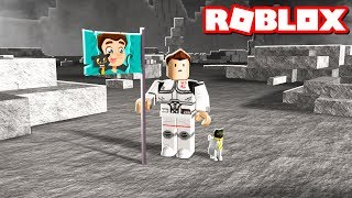 STRANDED ON THE MOON IN ROBLOX