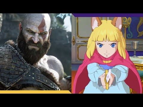 10 best video games of 2018 (so far)