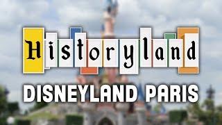Historyland - Disneyland Paris and Why It Failed