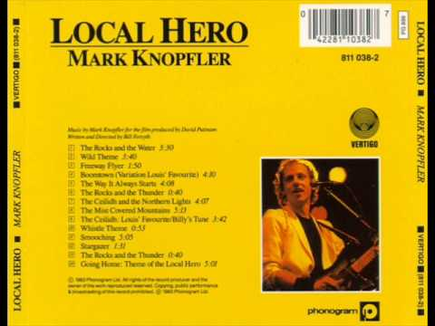 Mark Knopfler - Mark Knopfler - The Water Is Wide Instrumental UNRELEASED
