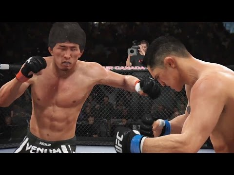 EA Sports UFC - Free Content Update Trailer