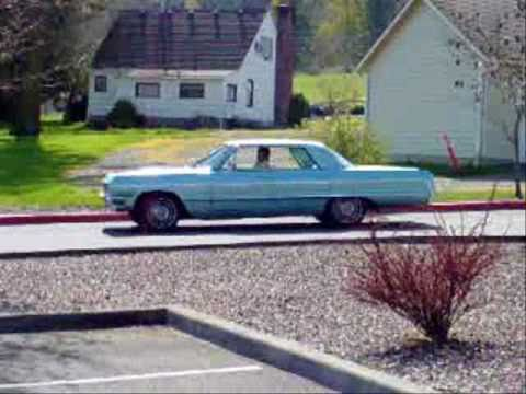 1964 Chevy Impala 4 Door Shows and Runs Great! - SOLD!