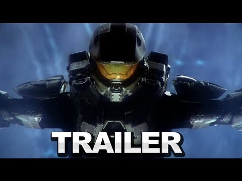 Halo 4 Launch Trailer - Scanned (Extended Cut)