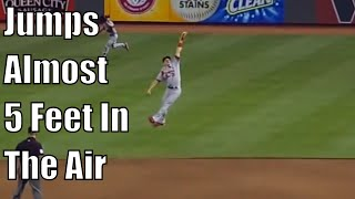 MLB Second Basemen Being Unbelievably Athletic Compilation