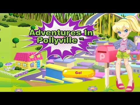 POLLY POCKET - Adventure in Pollyville - SUBSCRIBE